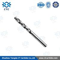 carbide engraving tools end mill 4 flute/tungsten carbide left spiral end mill made in China