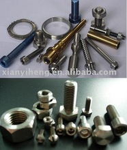 Titanium Bicycle Frame and Parts
