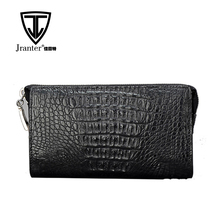 Fashion Handmade Luxury Genuine Crocodile Leather <strong>Wallet</strong> Man