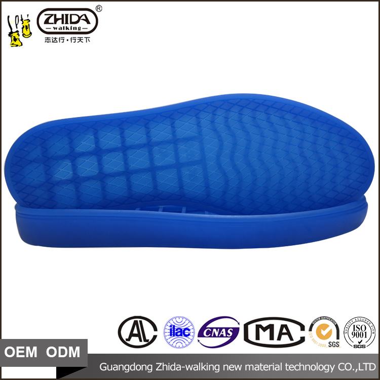 Wholesale price Special design custom orthotic footcare rubber Casual shoe sole with size 38-43