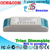 30W-36W 900mA triac dimmable led driver for led lighting Shenzhen manufacturer wholsale Best price