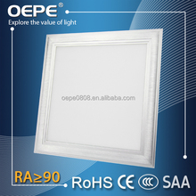 High18w bright high quality modern design led recessed 600x600 ceiling panel light