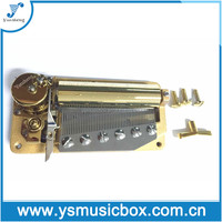 Yunsheng 50-Note Deluxe Musical Movement music box movements wholesale
