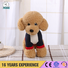Factory Directly kipper the dog plush soft toy for xcmg spares parts