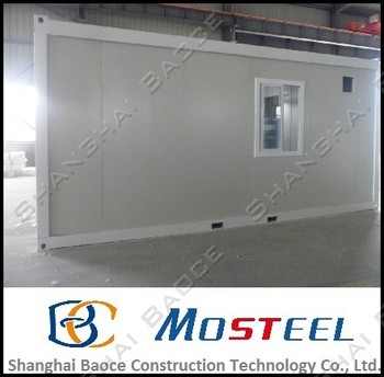 Cheap 10container steel structure house