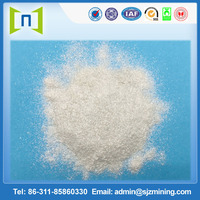 60 mesh white versatility mica scrap widely used in plastic insulation and papermaking