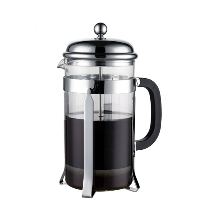 Borosilicate Glass French Press/coffee Plunger Coffee ...