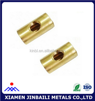 factory custom brass barrel nut