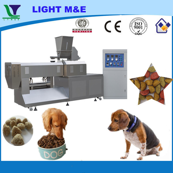 Factory Price shandong Light Pet Chewing Food Making Machine
