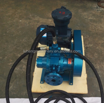 LH lpg vane pump for lpg transfer mounted for lpg storage tank station