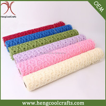 China Wholesale Flower Wrapping Mesh