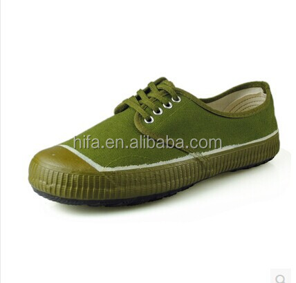 Military canvas shoes combact shoes training shoes
