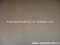 Thickness FDY PVC Coated Football Jacquard Fabric