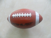 Best-selling modern real leather american football, american football ball