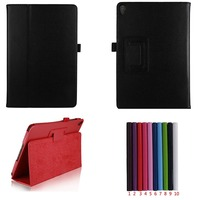 Flip Litchi Grain Leather Stand Cover Case For Acer Iconia W3-810