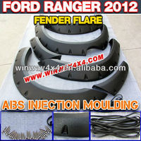 POCKET STYLE WHEEL ARCH FOR FORD RANGER T6 2012 2013 2014 2015