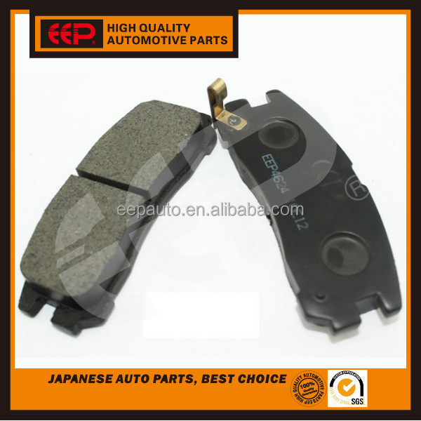 brake pads for Mitsubishi Galant MR389578 auto chassis parts