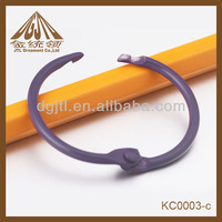 Iron metal material paper clips wholesale