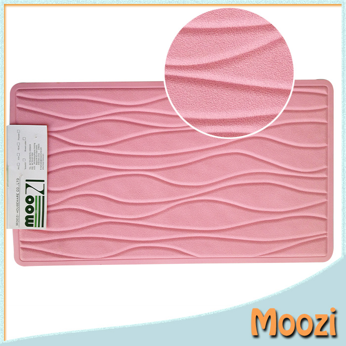 Non Slip Soft Rubber Baby Kids Safety Shower Tub Bath Mat