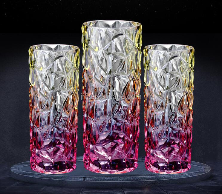 Cheap Colored Glass Vases
