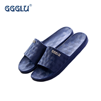 China factory cheap custom men slide sandal with healthy material