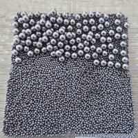 High quality bulk 11mm steel balls for bearing