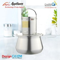 12L Top quality stainless steel electric multi cooking pot with mixer
