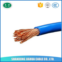 Flexible Type Electrical Wire 0.5mm 0.75mm With Customized Colour