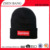 Can be Custom with Embroidery Knit Beanie hat from China