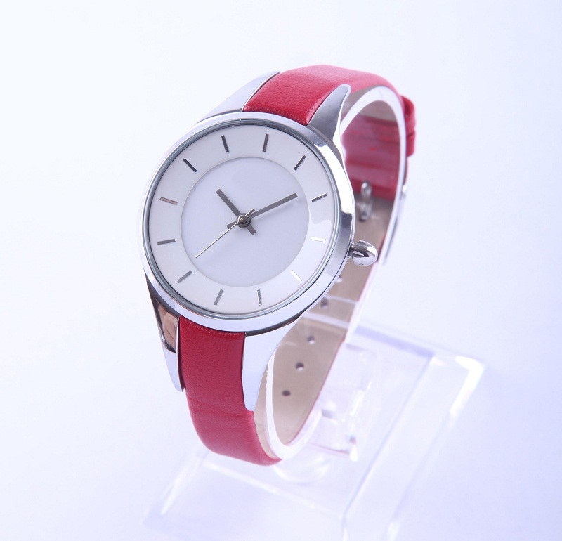 Assisi silica gel watch women waterproof silicone bracelet watch