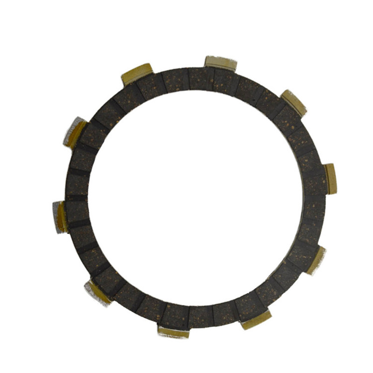 Motorcycle Clutch Friction Plate for YAMAHA TZM150 FZR250 DT200 FZR400 FZ400 YZ85