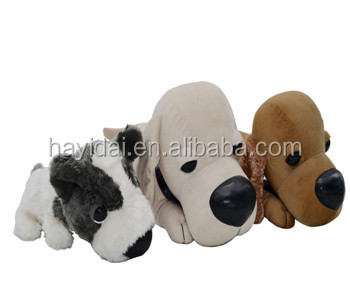 Dog plush toys cartoon character plush toys