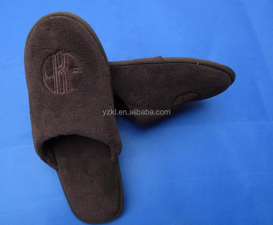 luxury hotel slipper, disposable hotel sleepers