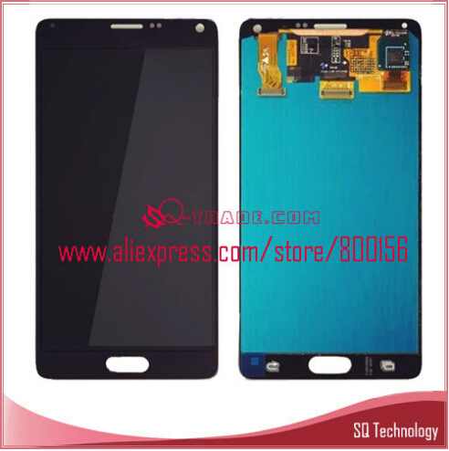 New Products LCD Screen For Samsung N9100 For Galaxy Note 4 Touch Screen Display Assembly
