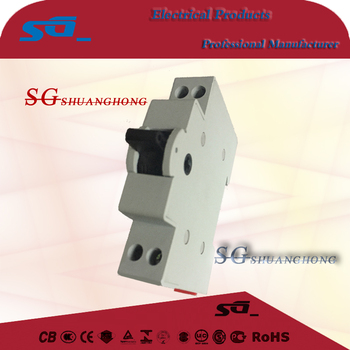 din rail Mounting modular HAVELLS changeover switch Isolating changeover switch
