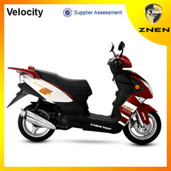 ZNEN -2014 fashion, popular and special flicker scooter for adults you could search it on scooter websites