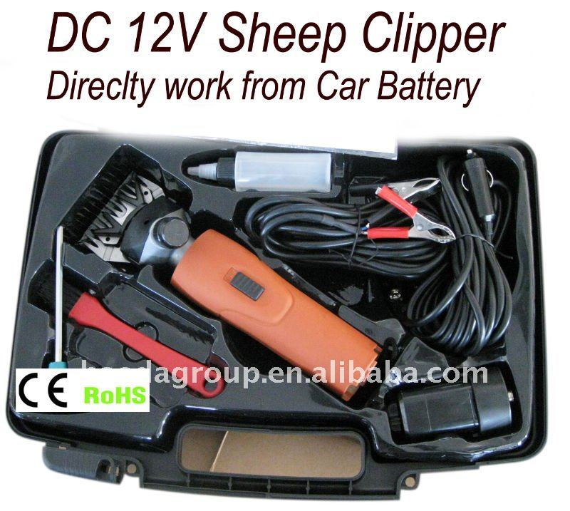 Sheep Hair Clipper DC12V