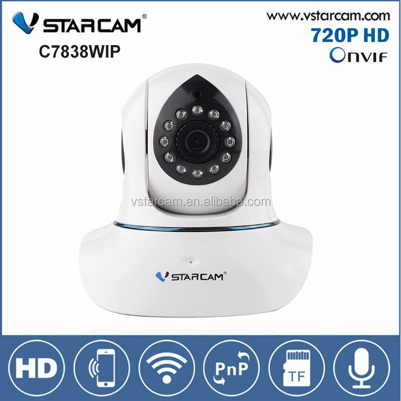 2016 VStarcam wireless CCTV 5 megapixel ip camera with 4g sim card