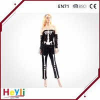 Skeleton Halloween costume for Woman