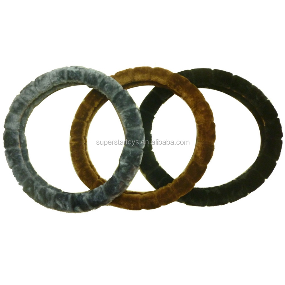 5140913-34 steering wheel cover plush type new car accessories products