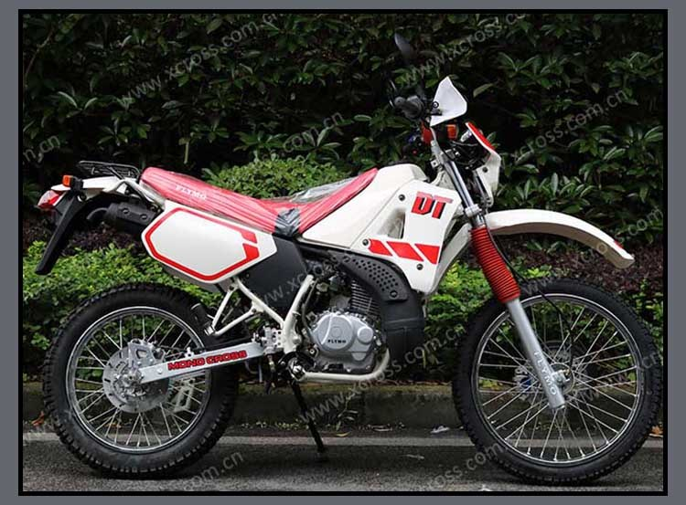 DT 125R Chinese 125cc Dirt Bike with Disk Brakes For Sale Monster 125