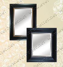 etched mirror photo frame
