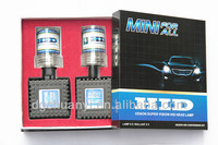 2013 New style all in one kit hid xenon 4300k 6000k 8000k 10000k