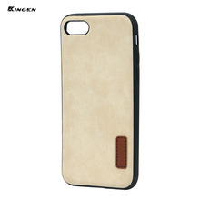 Factory Wholesale PU Leather +TPU Mobile Phone Case