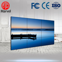 "55"" Exhibition lcd video wall display with lcd video wall price"