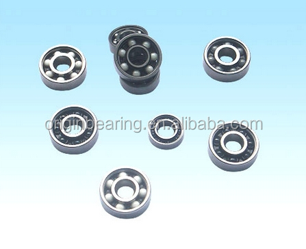 Good quality micro ceramic bearing from China bearing factory MR83