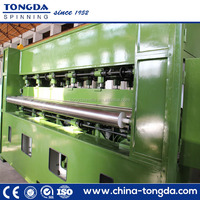 Needle-punched machine for non woven production