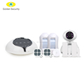 2018 Alarm System Home Security Systems Support Android IOS APP Control GSM Alarm System WIFI Product