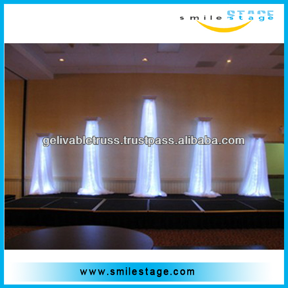 pipe and drape system, backdrop pipe and drape for wedding