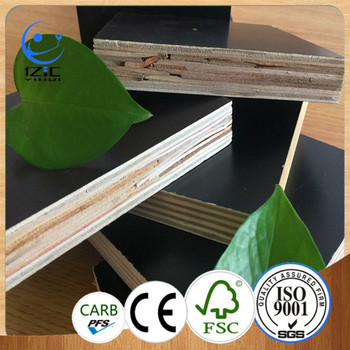 20mm Brown Finger Joint Core Film Faced Plywood